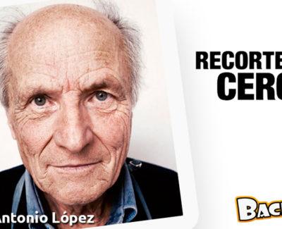 El pintor Antonio López desmiente su candidatura a las elecciones europeas