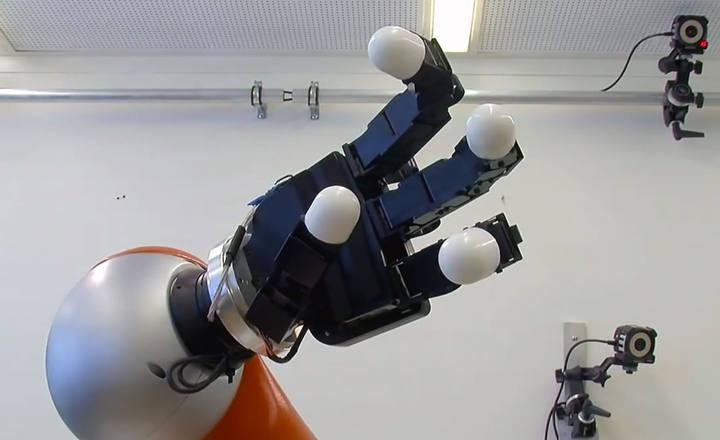 Brazo robótico
