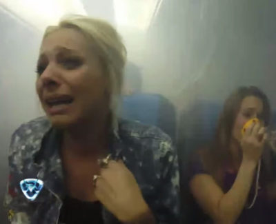La broma más pesada que te pueden hacer en un avión