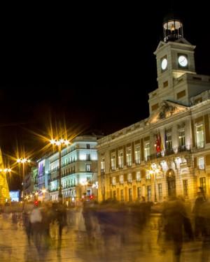 Las luces de Navidad de Madrid 2014 reunidas en time-lapse