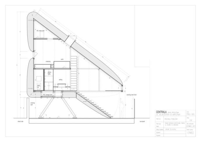 Plano de Casa Keret (2)