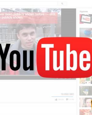El primer vídeo de YouTube cumple 10 años