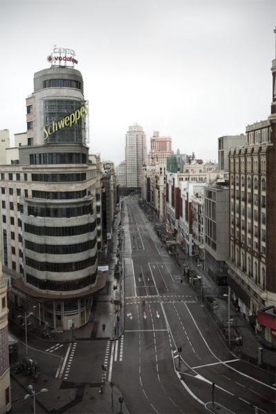 Gran Vía (Madrid). Imagen | Ignacio Pereira