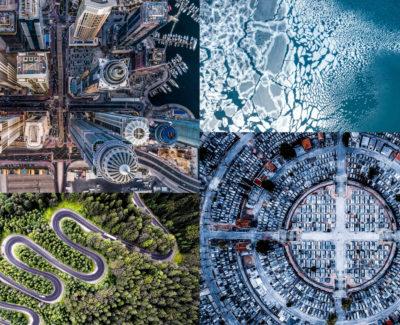 Las mejores fotos hechas con dron de 2017