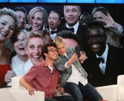 ¿Quién le ha robado a Ellen DeGeners su Récord Guinness de retweets?